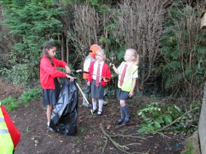 School nature club show their love for Solihull